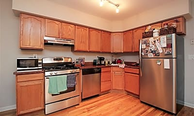 Kitchen, 402 Grand St 1, 1