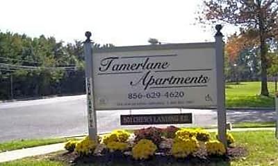 Tamerlane Apartments, 1