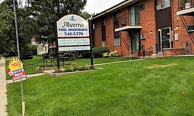 Alverno Pool Apts, 1