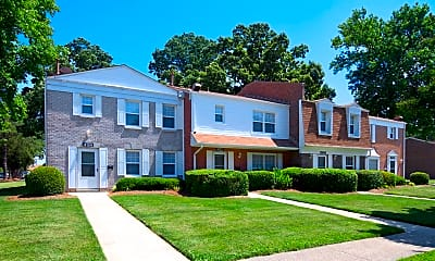 Building, Thalia Gardens Apartments and Townhomes, 0
