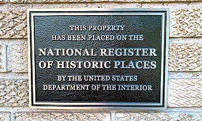 Community Signage, 102 W. Second Avenue, Unit 202, 2