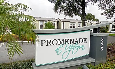 Promenade at Uptown, 2