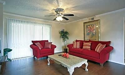 Living Room, Sage Canyon, 1