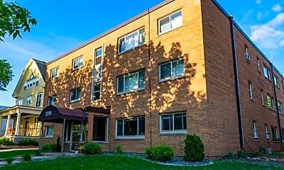 Building, 2315 Colfax Avenue S, 2
