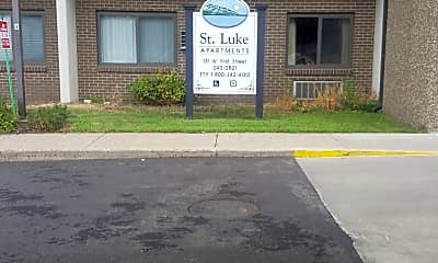 St Luke Apartments, 1