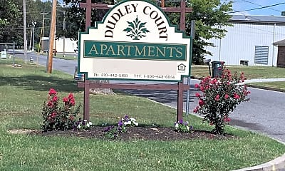 Dudley Court Apartments, 1