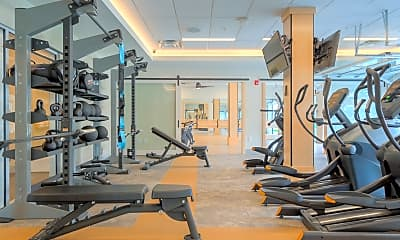 Fitness Weight Room, 1222 Patrick Henry Dr, 0