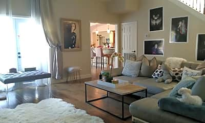 Living Room, 542 N Cypress Dr, 0