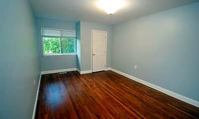 Living Room, 114 S Parke Street Unit B, 2