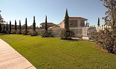 View, Appian Way Apartments, 1