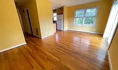 Living Room, 703a Edwards St, 1