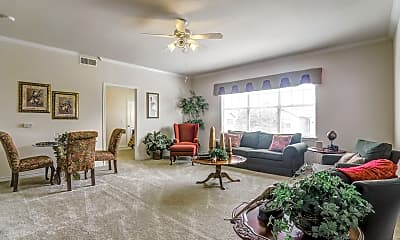 Living Room, Amelia Parc II, 1
