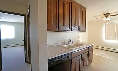 Kitchen, Arlington Place, 0
