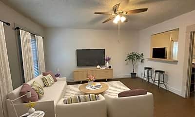 Living Room, 1508 Mission St, 0