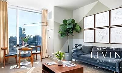 Living Room, 416 Kent Ave, 1