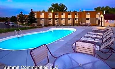 Pool, 9440 Hoffman Way, 1