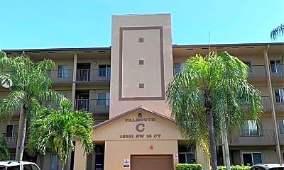 Building, 12551 SW 16th Ct 410C, 0