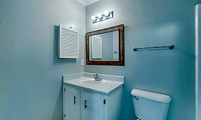 Bathroom, 220 West Townhomes, 2