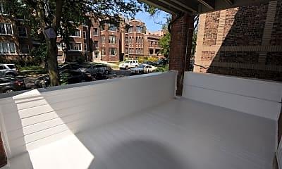Patio / Deck, 1245 W North Shore Ave #1, 1
