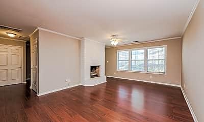 Living Room, 1200 Lattimore Street, 1