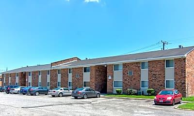 Building, Mira Mar Apartments, 1