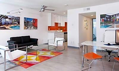 Eastside Apartments, 1
