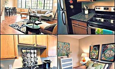 Living Room, Granite Peaks LLC 3907 65th Avenue, 1