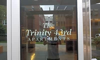 Trinity 43rd, 1