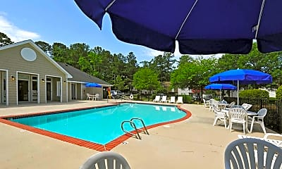 Pool, River Mews Apartments & Townhomes, 0