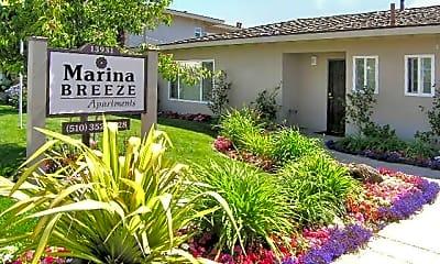 Community Signage, Marina Breeze Apartment Homes, 1
