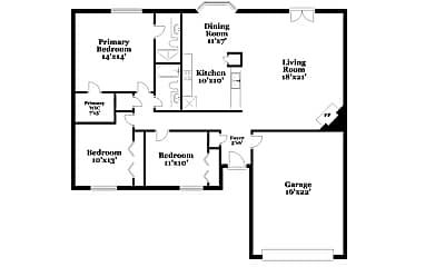 Building, 3518 Jade Ln, 1