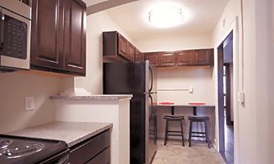 Kitchen, 3304 Burt St, 1
