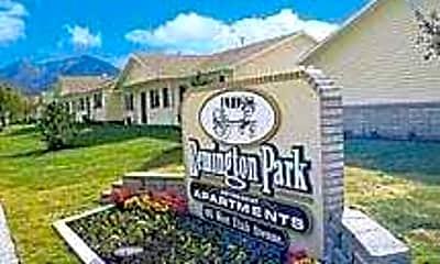 Remington Park, 1