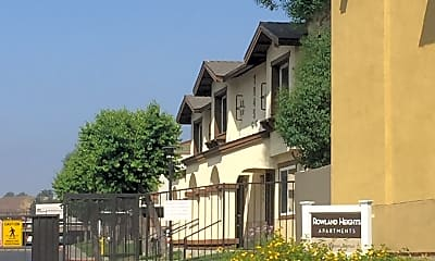 Rowland Heights, 1