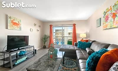 Living Room, 1150 Collins Ave, 0