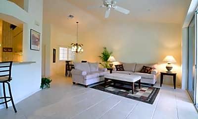 Living Room, 8085 Celeste Dr 821, 1
