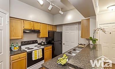 Kitchen, 8701 Bluffstone Cove, 2
