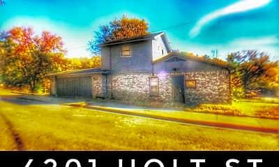 Community Signage, 4201 Holt St, 0