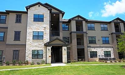 Building, West Creek Apartments, 1
