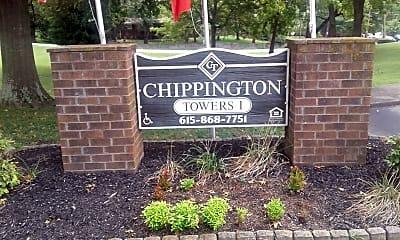 Chippington Towers I, 1