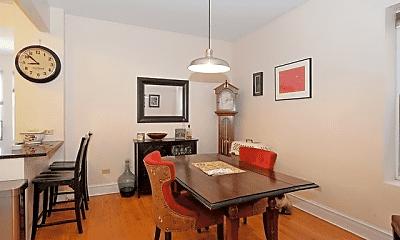Dining Room, 5417 N Glenwood Ave, 2