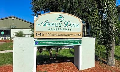 Abbey Lane Apartments, 1