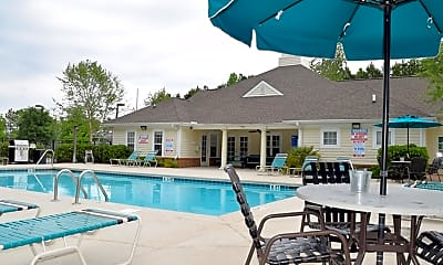 Pool, University Suites Conway-Per Bed Lease, 0