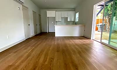 Living Room, 5329 2nd Avenue, Unit ADU, 2