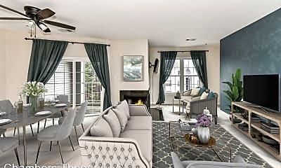 Living Room, 275 S Pickett St, 0