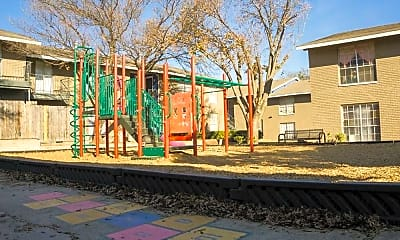 Playground, East Town Apartments, 1