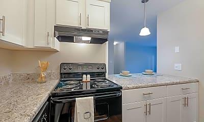 Kitchen, Riverside North, 1