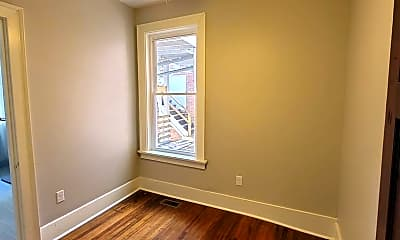 Bedroom, 2218-24 Pierce St., 2