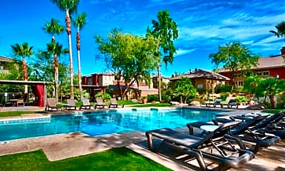 Pool, Red Rox Villas, 1