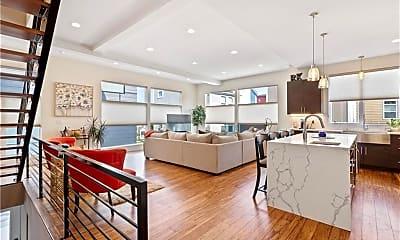 Living Room, 706 University Ct, 1